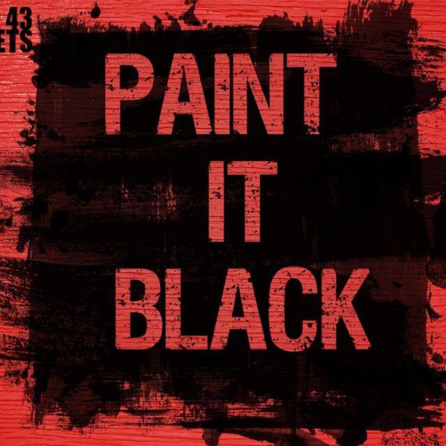 The rolling stones paint it black karaoke for The rolling stones paint it black