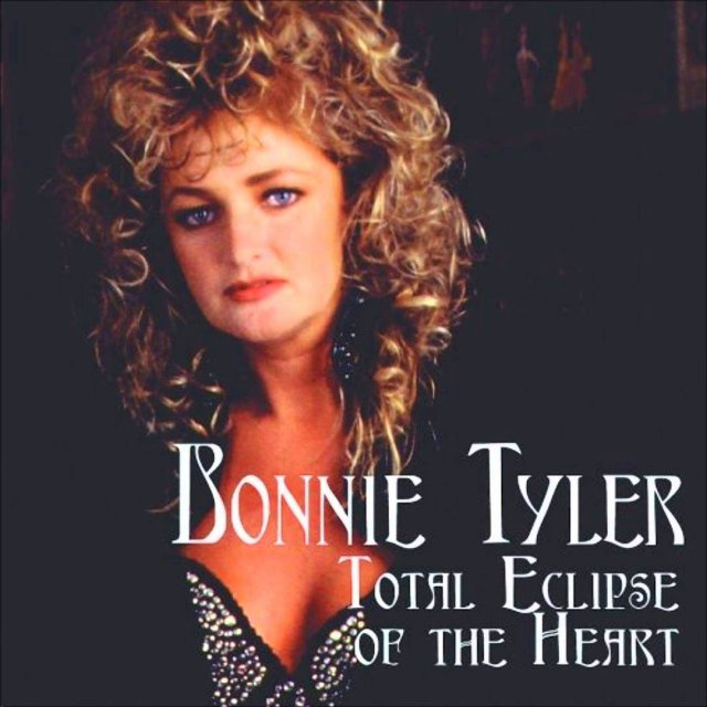 total eclipse of the heart tekst