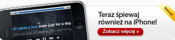 Aplikacja iSing.pl na iPhone