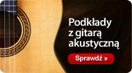 Podkłady z gitarą akustyczną