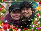 Wielkie świąteczne całowanie - Andrzej Piaseczny i Seweryn Krajewski