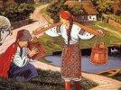 Dwa serduszka - Mazowsze